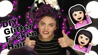 Download DIY Glitter Victory Rolls, Corinne vs Beauty #2 Video