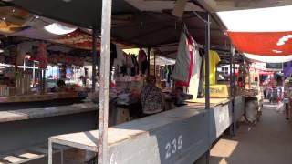 Download Walking around Piata Centrala market in Chisinau, Moldova Video