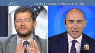 Download Morelli (Lega): 'Ius Soli è propaganda dell'establishment, dopo risultato del PD alle ... Video