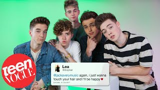 Download Why Don't We Compete in a Compliment Battle | Teen Vogue Video