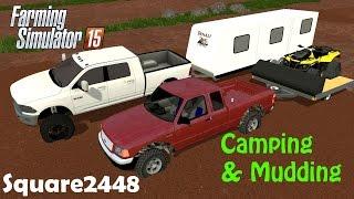 Download FS15: Camping & Mudding Video