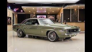 Download 1969 Chevrolet Camaro For Sale Video