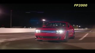 Download Demon Unleashed Challenger SRT Demon Dodge Revealed on track Video