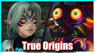 Download Fierce Deity & Majora's Mask Origins | Zelda Theory Video