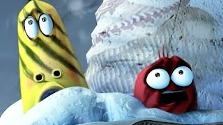 Download LARVA - SNOWBALL FIGHT | Christmas Cartoon | Cartoons For Children | Larva 2017 | LARVA Official Video