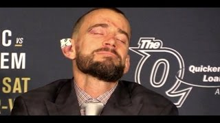 Download CM Punk: You Guys Are All Gonna Make Me Cry (UFC 203) Video