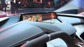 Download Acura Precision Concept HMI Video