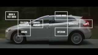 Download Volvo V40 | Knowing the details | Interactive video Video