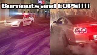 Download Turkey Rod Run Burnouts and COPS!! Video
