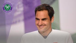 Download Roger Federer Runner-Up Press Conference Wimbledon 2019 Video