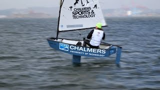 Download The Foiling Optimist Video