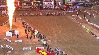 Download 2013 Monster Energy AMA Supercross, an FIM World Championship - Anaheim - (USA) Video