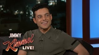 Download Rami Malek Responds to Awkward Nicole Kidman Moment Video