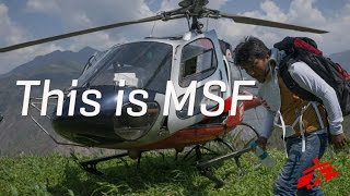 Download This is Doctors Without Borders/Médecins Sans Frontières (MSF) Video