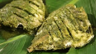 Download Steamed Fish In Banana Leaves | Healthy And Easy To Make Fish Recipe | Masala Trails Video