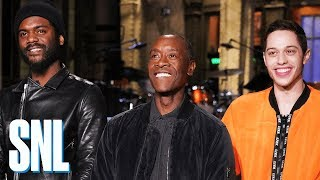 Download Don Cheadle Didn't Get the SNL Cast a Valentine's Day Gift Video