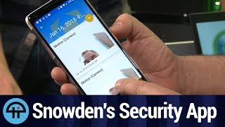 Download Security App From Edward Snowden Video