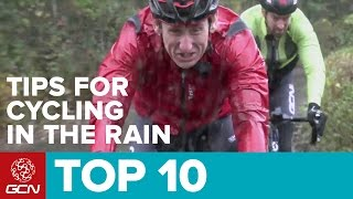 Download Top 10 Tips For Cycling In The Rain Video