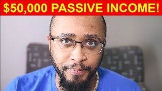 Download How to Make Passive Income Online: Why I Make $50,000 a Month! Video