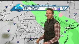 Download Andrew Markowitz January 19 2017 Thursday Afternoon Forecast Video