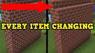 Download Minecraft Xbox / PE - EVERY TEXTURE IS CHANGING SOON (TU57 / 1.3) Video