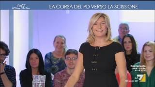 Download L'aria che tira - La corsa del PD verso la scissione (Puntata 16/02/2017) Video