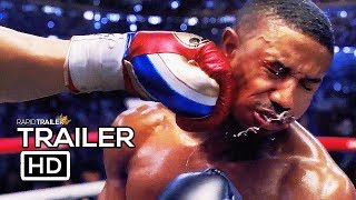 Download CREED 2 Official Trailer (2018) Michael B. Jordan, Sylvester Stallone Rocky Movie HD Video