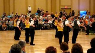 Download Shag Dance routine Southern Fried with Junior Pride Video