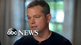 Download George Clooney, Matt Damon respond to Weinstein allegations Video