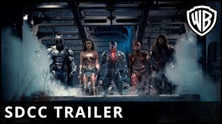 Download Justice League - Comic Con Sneak Peek - Warner Bros. UK Video