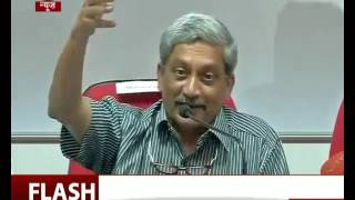 Download Goa: Manohar Parrikar addresses a press conference after winning floor test Video