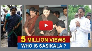 Download Who is Sasikala? Complete info here! Video