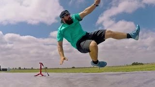 Download Slip and Slide Football Battle | Dude Perfect Video