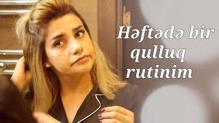 Download Həftədə bir dəfə qulluq rutinim / Haftada bir kez bakım rutinim (Türkçe alt yazılı) Video