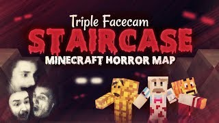 Download STAIRCASE - Minecraft HORROR ★ [ TRIPLE FACECAM™ ] Video