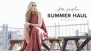 Download Summer Fashion Haul & Try On Video