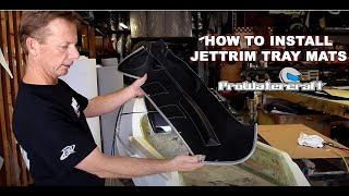 Download Jettrim mat install with ProWatercraft Racing Video