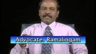 Download Legal talk by T. Ramalingam about ″stay order″ Video