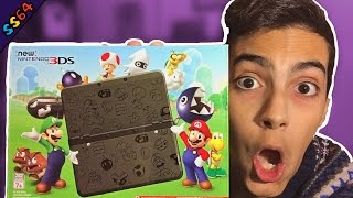 Download I Got One!!! - New Nintendo 3DS SUPER MARIO BLACK FRIDAY SPECIAL EDITION Unboxing and Comparison!!! Video