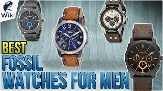 Download 10 Best Fossil Watches For Men 2018 Video