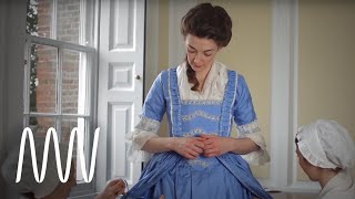 Download Getting dressed in the 18th century Video