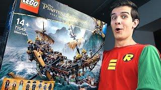 Download LEGO Пираты Карибского Моря - КОРАБЛЬ ПРИЗРАК - Набор На Обзор (71042) Video