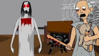 Download GRANNY HORROR ANIMATION COMPILATION #2 Video