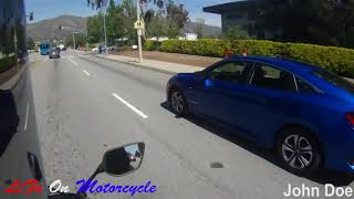 Download Extremely Close Calls, Road Rage, Crashes & Scary Motorcycle Accidents [EP #52] Video