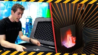 Download APRIL FOOLS 2017 - Server Room CATCHES FIRE While Filming! Video