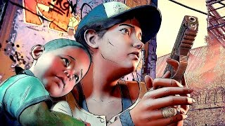 Download THE WALKING DEAD Season 3 Gameplay Trailer (Telltale Games) - TGA 2016 Video