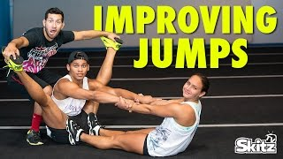 Download How to Improve Jumps | Gabi Butler Cheer Video