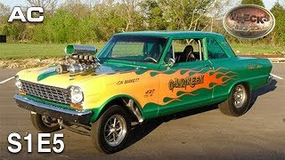 Download Wrecks to Riches | S1E5 | Mean Green | 1960s Chevy Nova Video