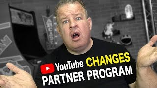 Download YouTube Changes Partner Program - It's a Good Thing?? Video