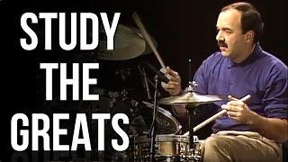 Download Peter Erskine Triplet Tom Rolls | STUDY THE GREATS Video